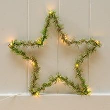 Load image into Gallery viewer, house-doctor-christmas-decoration-star-wreath