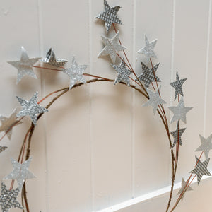 house-doctor-silver-star-wreath-candinavian-christmas