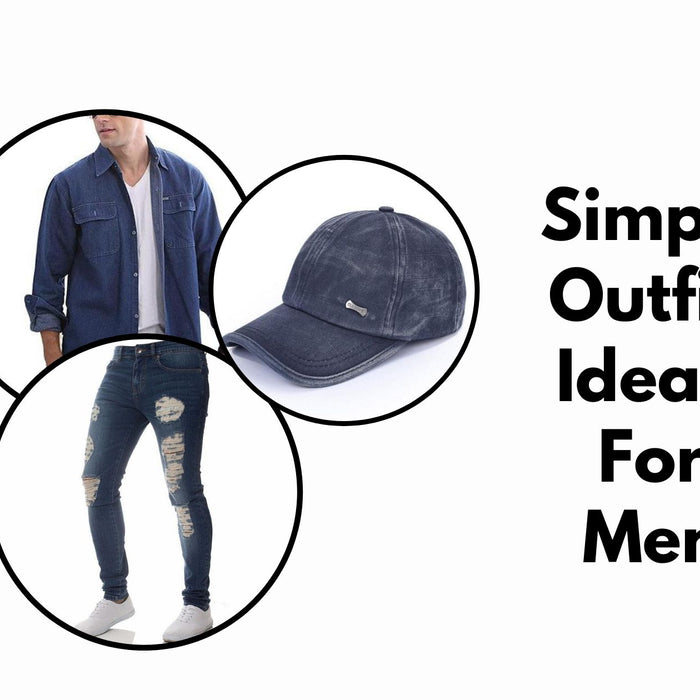 Simple Summer Outfits For Men
