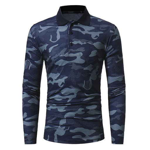 Breathable Camo Long Sleeve T-Shirts