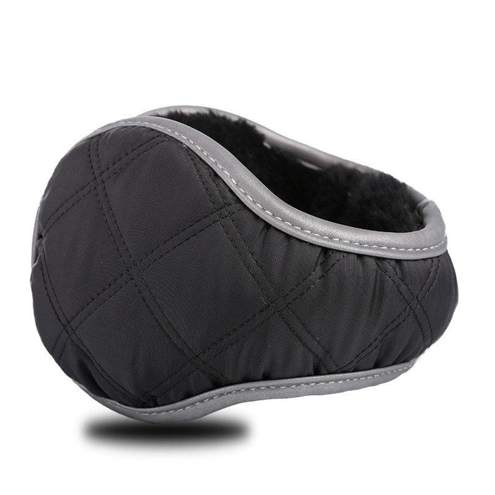 Windproof Foldable Plus Cashmere Warmer Earmuffs
