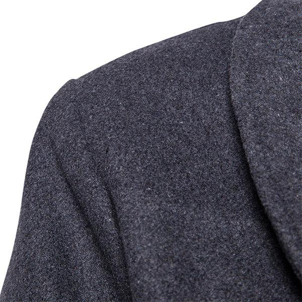 Two Button Wool Jacket