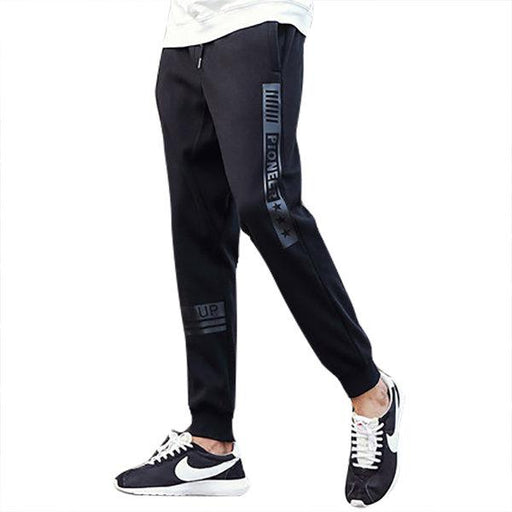 Thick Casual Joggers Sport Pants