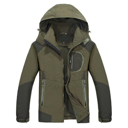 Water Resistant Windproof Jackets