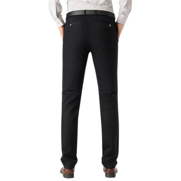 Straight Business Casaul Suit Pants
