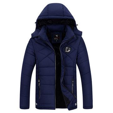 Wind Proof Cotton Padded Coat