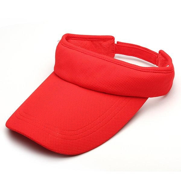 Sun Visor Hat Sports Tennis Golf Beach Adjustable Cap