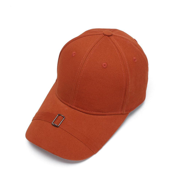 Women Cotton Breathable Sunshade Baseball Cap