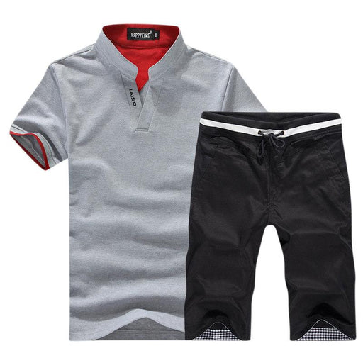 Summer Slim Casual Sport Sets