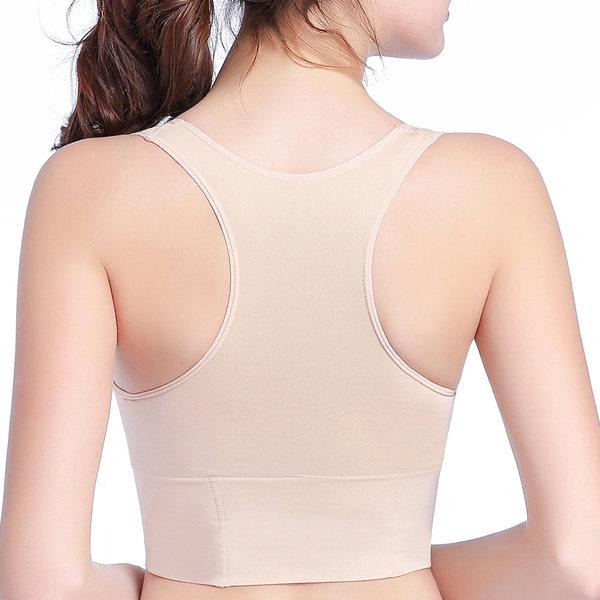 Wireless Mesh Moving Comfort Sports Bras