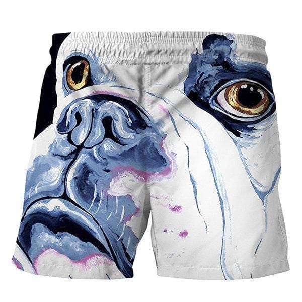CN Board Shorts As Picture / M Men 3D Printing Board Short