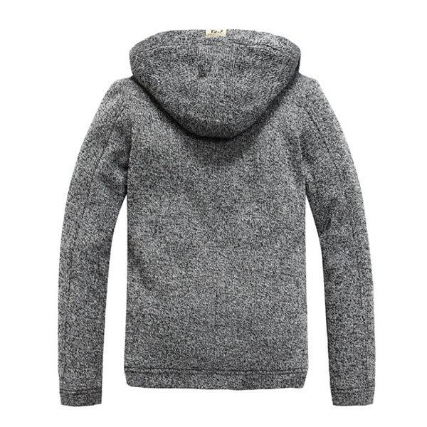 Winter Warm Single-breasted Casual Sweater
