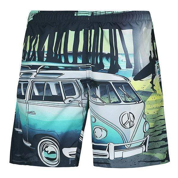 Men Insde Drawstring Board Short