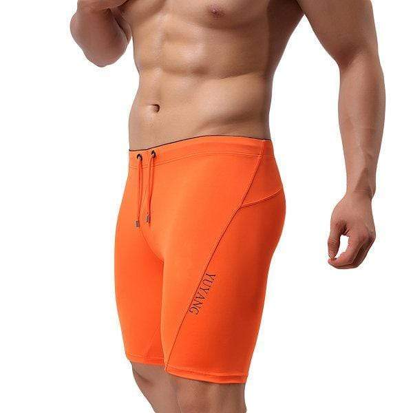Men Quick Dry Swim Buttom
