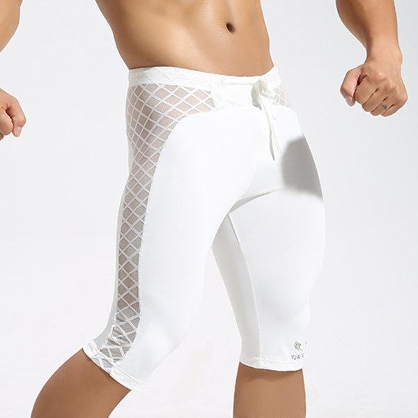 Men's Body Building Shorts Legging