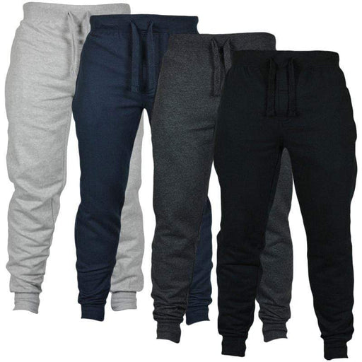 Men's Bodybuilding Joggers Gym Sweatpants