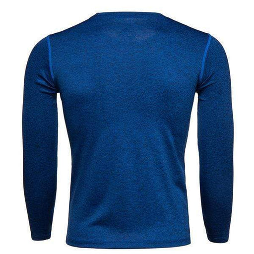 Mens Quick-Drying Sports Slim Fit T-Shirt