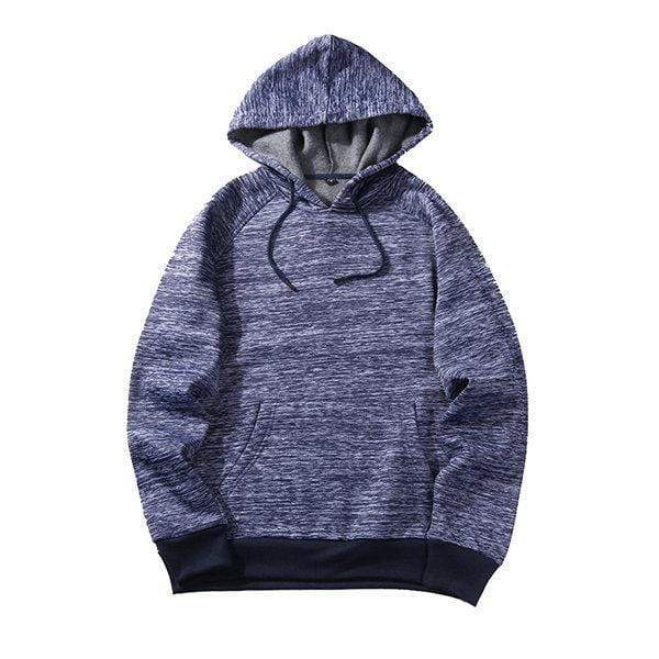 Mens Solid Color Hoodies