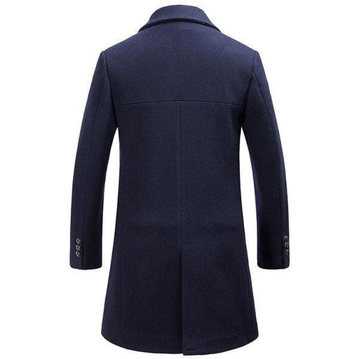 Mid Long Wool Winter Jacket