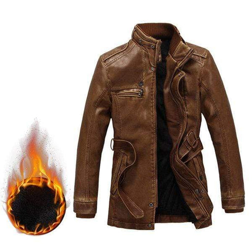 Motorcycle Biker Pu Leather Jackets