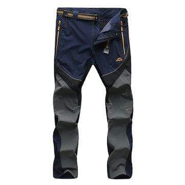 Outdoor Quick Dry Water-Repellent Pants