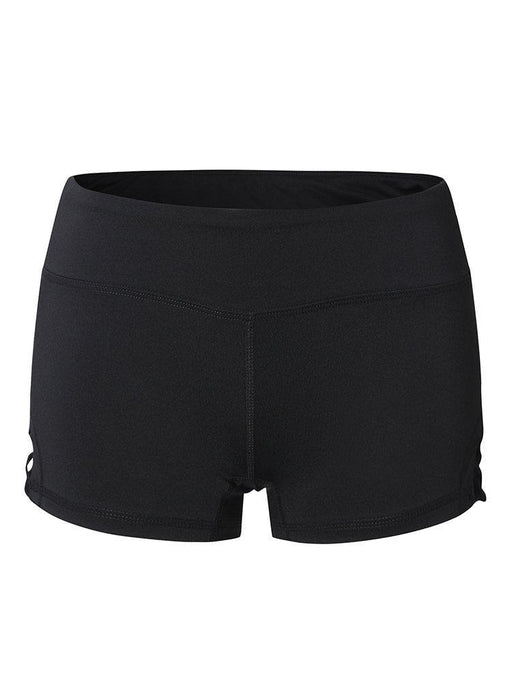 CN Pants & Leggings Black / S Bandage Stretch Casual Workout Shorts