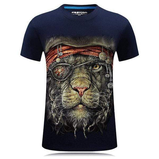 Pirates Of The Caribbean Lion T-Shirt
