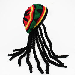 Fake Jamaican Dreadlocks Wig
