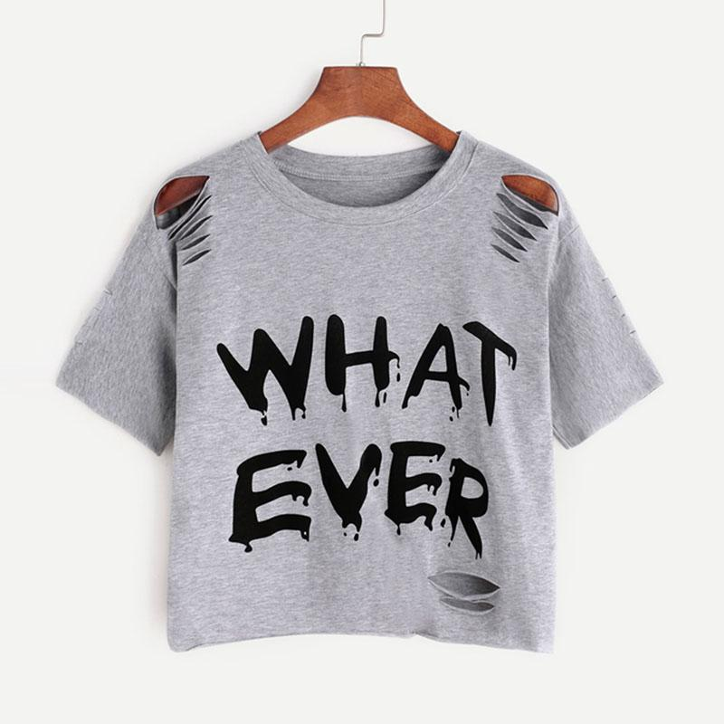 Whatever Casual Women T-shirt