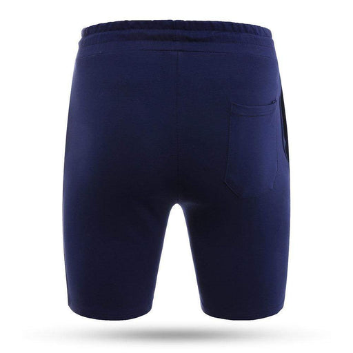 Running Gym Elastic Waist Sport Shorts