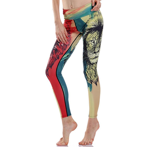 Sexy Girl Pencil Leggings Slim Fit