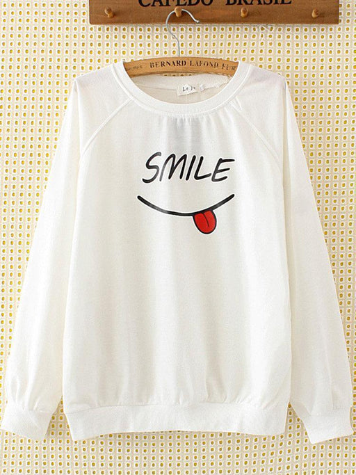 Smiley Face Sweatshirts