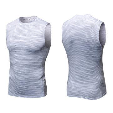 Sports 3D Printed Quick-Drying Waistcoat