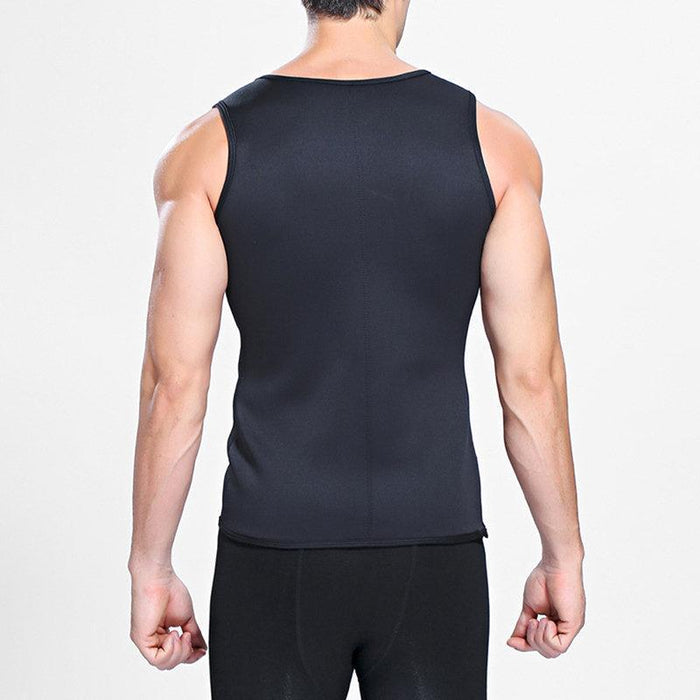 CN Tank Tops Black / S Bodybuilding High Elastic Sculpting Sport Tank Tops