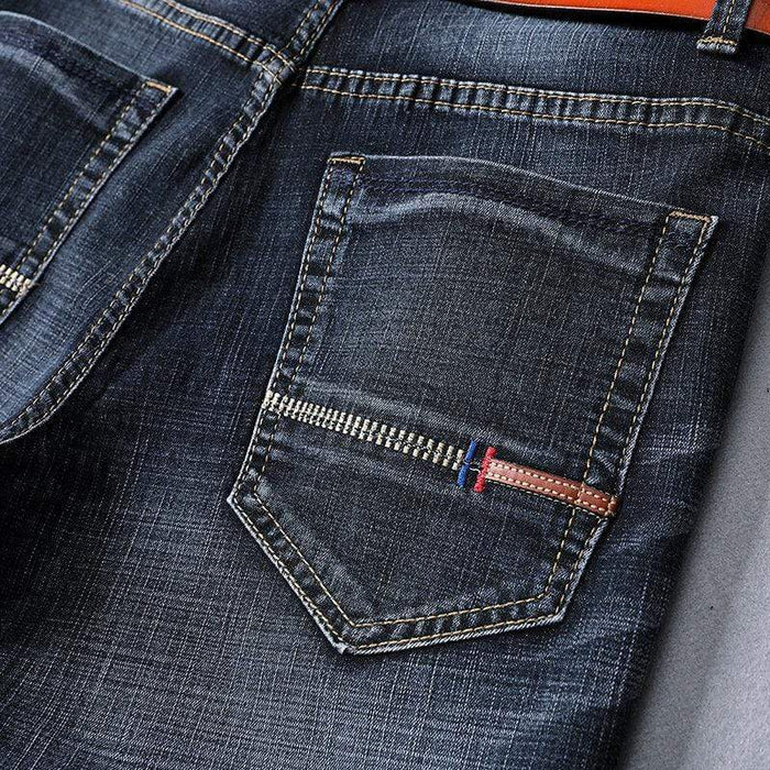 Thin Elastic Breathable Jeans Short