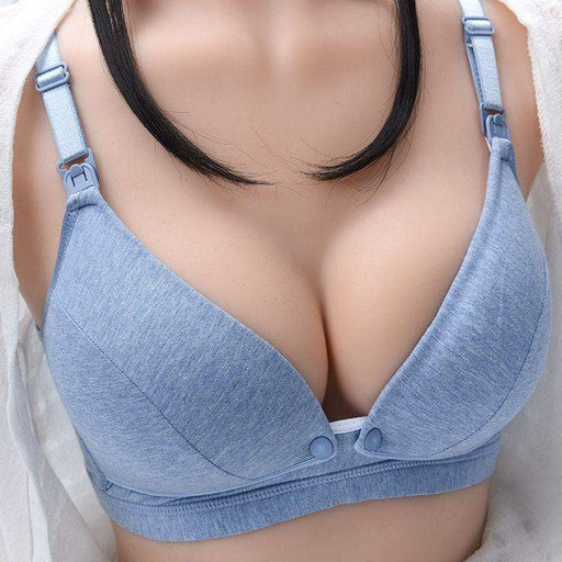 Wirefree Breastfeeding Maternity Bra