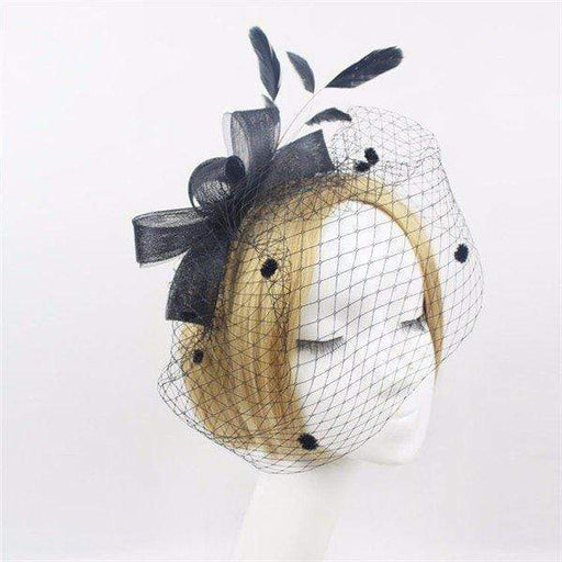 Women Grenadine Church Kentucky Derby Wedding Bridal Hat