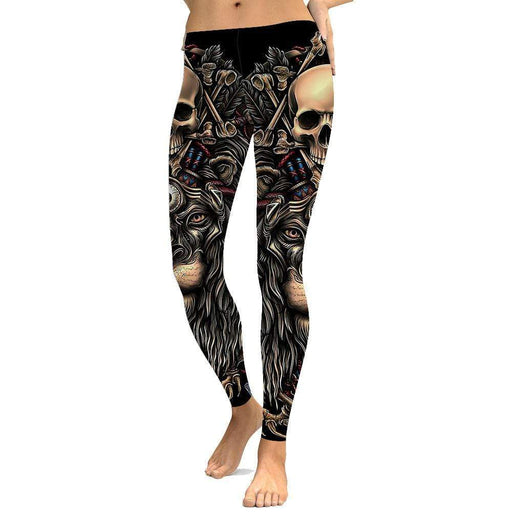 Women's Halloween sexy leggings