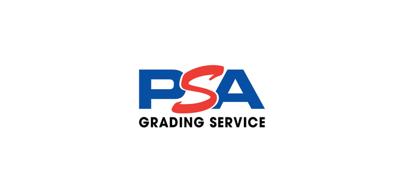 PSA Grading Service is now available!