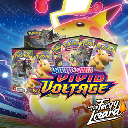Vivid Voltage ANNOUNCED!
