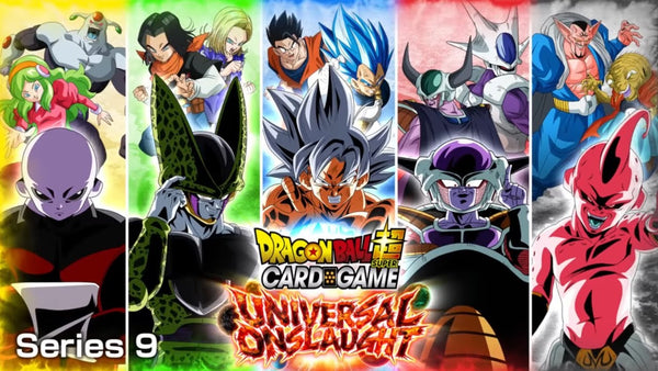 Dragon Ball Super now available!