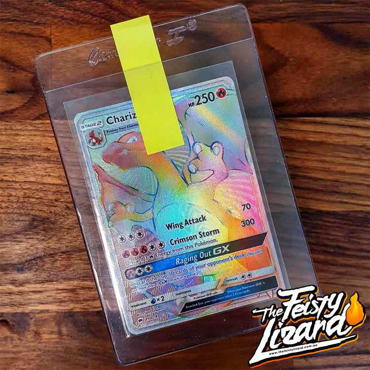 Pokemon Card PSA Melbourne Australia Charizard