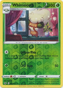 6/202 Whimsicott Rare Reverse Holo Sword & Shield - The Feisty Lizard Melbourne Australia