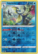 58/202 Inteleon Rare Holo Reverse Holo Sword & Shield - The Feisty Lizard Melbourne Australia