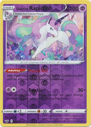 82/202 Galarian Rapidash Rare Reverse Holo Sword & Shield - The Feisty Lizard Melbourne Australia