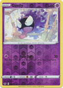 83/202 Gastly Common Reverse Holo Sword & Shield - The Feisty Lizard Melbourne Australia