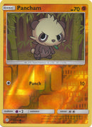 119/236 Pancham Common Reverse Holo Cosmic Eclipse - The Feisty Lizard Melbourne Australia