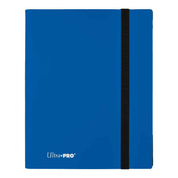 ULTRA PRO Binder Eclipse Pro Folder 9PKT Blue - The Feisty Lizard Melbourne Australia
