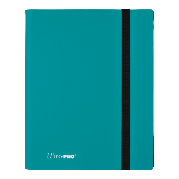 ULTRA PRO Binder Eclipse Pro Folder 9PKT Sky Blue - The Feisty Lizard Melbourne Australia
