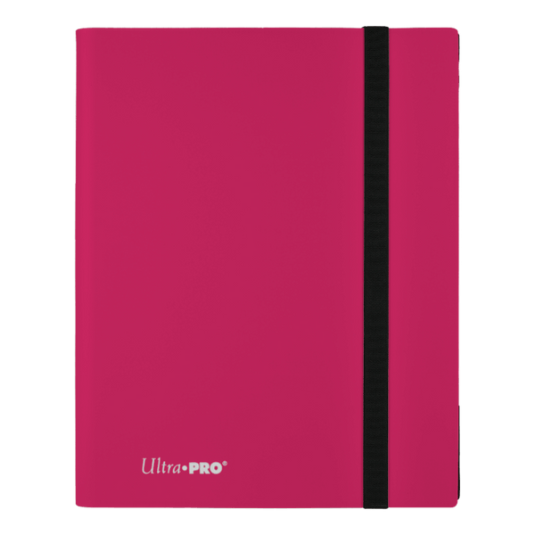ULTRA PRO Binder Eclipse Pro Folder 9PKT Pink - The Feisty Lizard Melbourne Australia